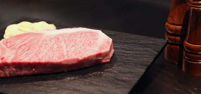 préparation viande de kobé