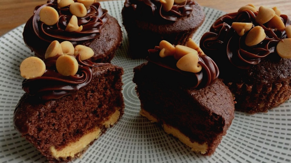 gâteau aux Reeses