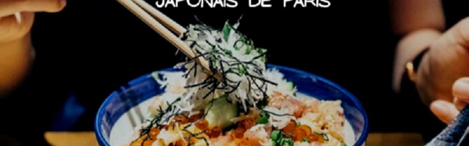 restaurant japonnais paris